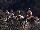Нагорный Карабах: монастырь Дадиванк