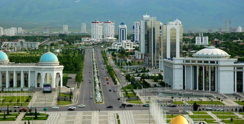 Блоги. Welсomе в Туркменистан