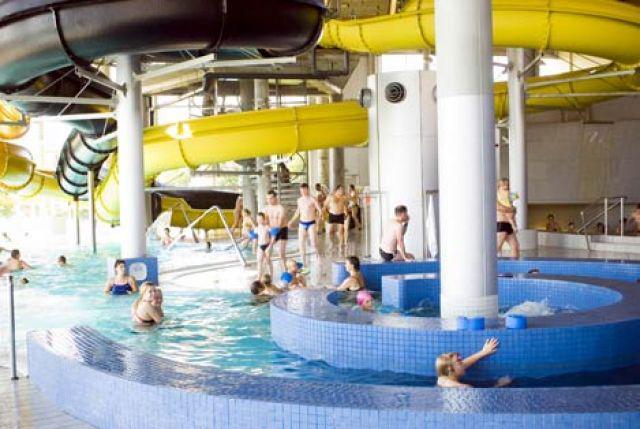 Отель spa tervis paradiis аквапарк