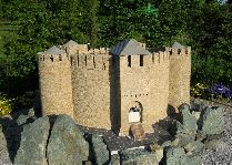 Крепость Сорока