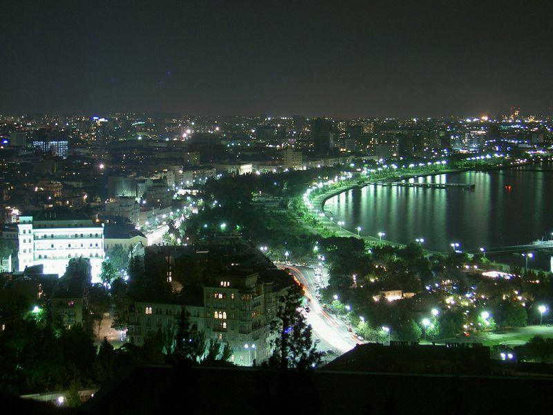 Туры в Баку на Новый Год 2015
