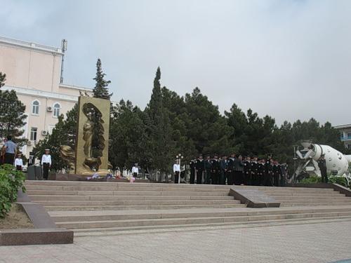 фото туркменбаши город