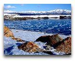 Армения: Севан зимой