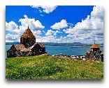 Армения: Монастырь Севанаванк