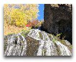 Армения: Водопад в Джермуке