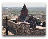 Армения: Монастырь Хор Вирап