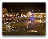 Армения: Новый год в Ереване