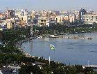 Азербайджан: Панорама Бухты
