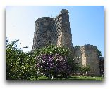 Азербайджан: Вид на Девичью башню