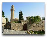 Азербайджан: Дворец в старом городе