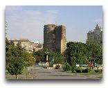 Азербайджан: Вид на старый город