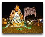 Азербайджан: Новогодний Баку