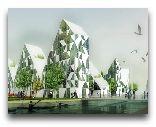 Дания: Жилой комплекс Айсберг