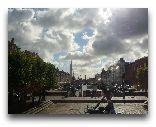 Дания: Площади