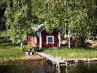 Финляндия: отдых на озерах