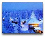 Финляндия: Резиденция Санта-Клауса