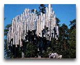 Финляндия: Памятник Сибелиусу