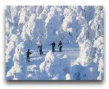 Финляндия: Равнинные лыжи