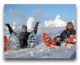 Финляндия: Снегоступы