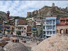 Грузия: Абанотубани — старейший квартал Тбилиси