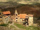 Грузия: Монастырь Давида Гареджи