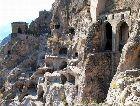 Грузия: Пещерный монастырь Вардзия