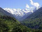 Грузия: Горы