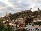 Грузия: Вид на крепость