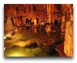 Грузия: Пещеры Сатаплии рядом с Кутаиси