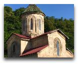 Грузия: Монастырь Галати