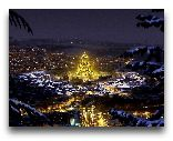 Грузия: Новогодний Тбилиси