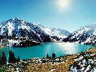 Казахстан: Горное Озеро