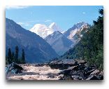 Казахстан: Горная река