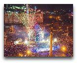 Казахстан: Новый год в Алматы