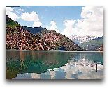 Киргизия: Озеро Сары-Челек