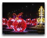 Киргизия: Новый год в Бишкеке