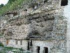 Молдавия: Скальный монастырь возле села Цыпово