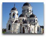 Молдавия: Церковь Каприянского монастыря