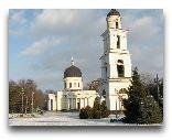 Молдавия: Кафедральный собор Успения Богородицы