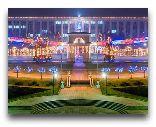 Молдавия: Вечерний Кишинев