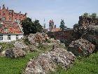 Польша: Руины замка в Торуни