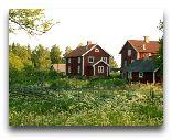 Швеция: Коттеджи в Южной Швеции