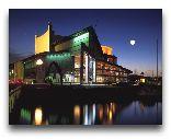Швеция: Оперный театр в Гетеборге