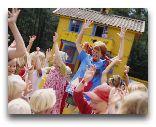 Швеция: Пеппи Длинныйчулок
