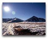 Таджикистан: Зима в горах