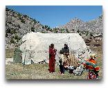 Таджикистан: Местные жители