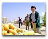 Туркменистан: туркменские дыни