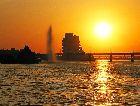 Украина: Закат в Днепропетровске