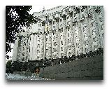 Украина: Здание «Кабинета министров Украины»