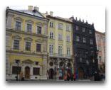 Украина: Площадь Рынок, город Львов